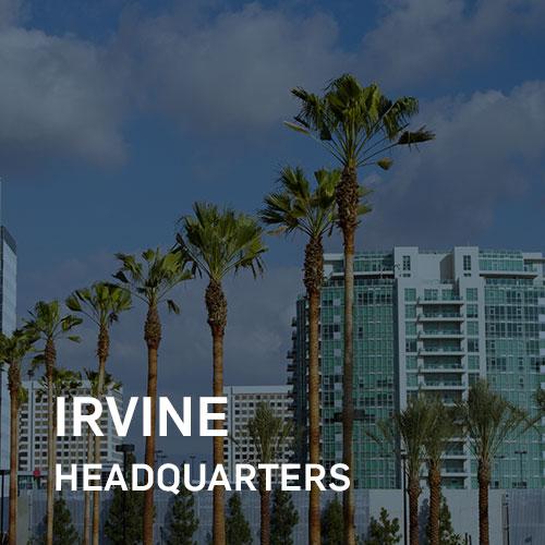 Irvine - Headquarters